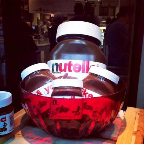 Nutella Bar at Eataly (12)