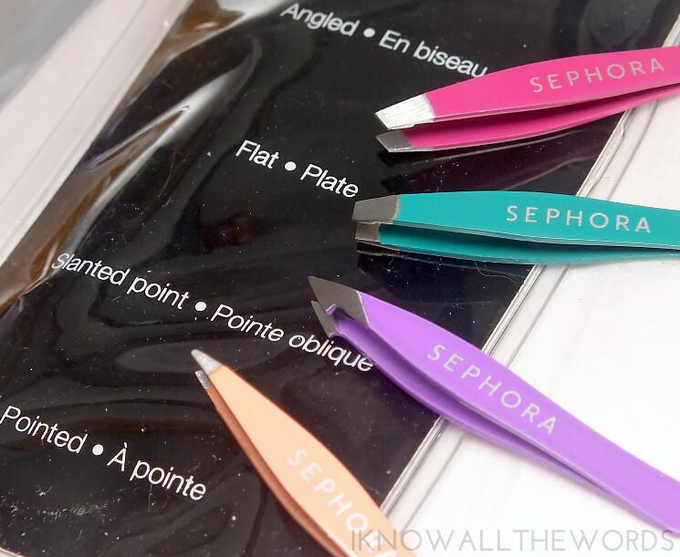 sephora loves skin strays away mini tweezers (1)