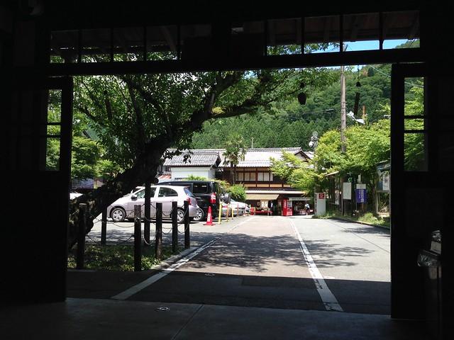 2015/06 叡山電車 鞍馬駅 #07