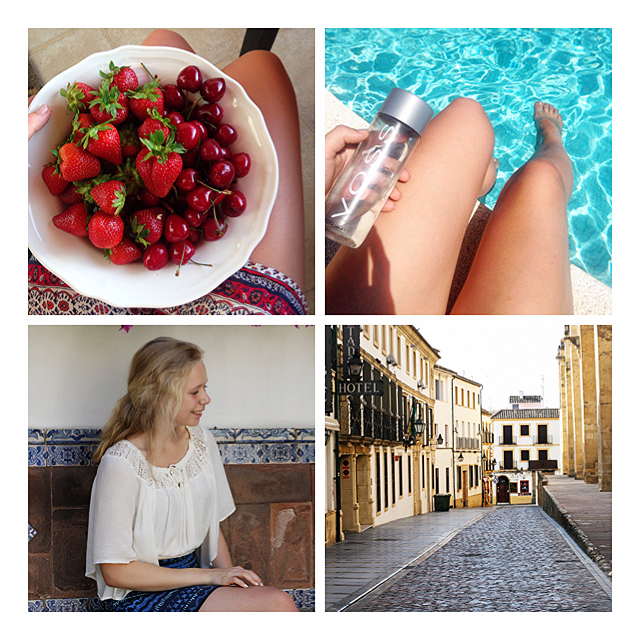 Collage to blog