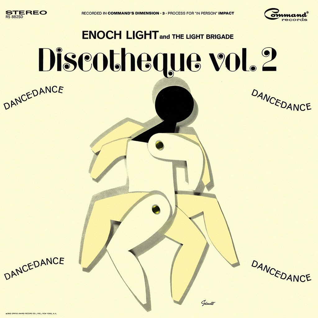 Enoch Light - Discotheque Vol 2