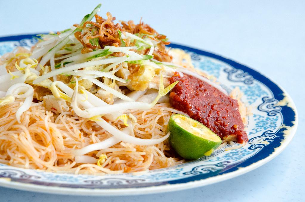 Flavourful Mee Siam at Kedai Makanan & Minuman Soon Yen