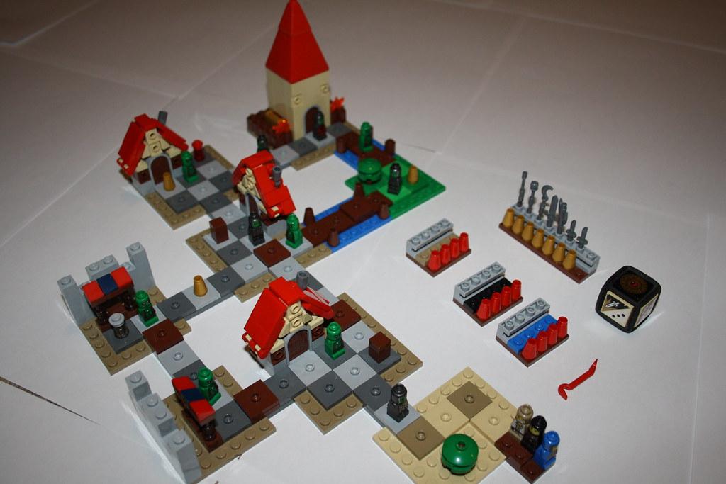 Lego World Building Games Book