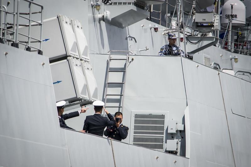 Фрегаты ВМС НОАК 22
