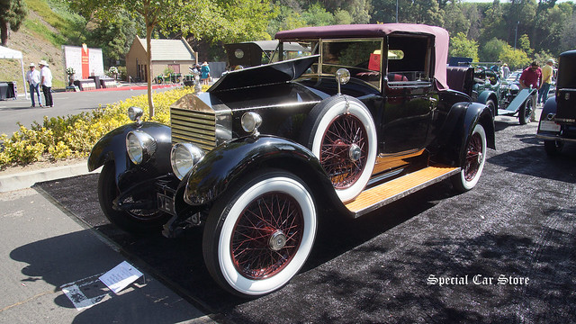 Mayor's Choice: 1926-27 Rolls-Royce Park Ward 20HP