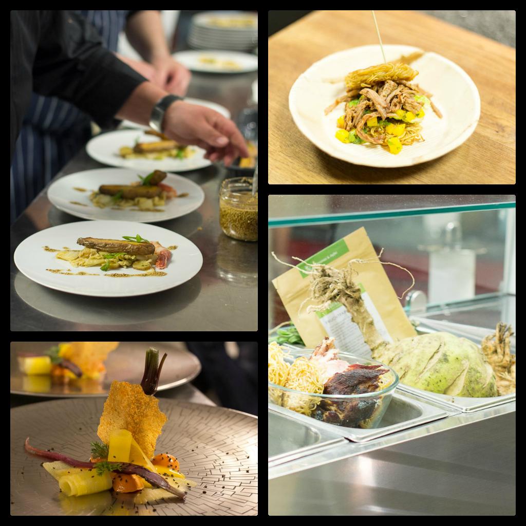 Kulinarische Trends der AEG Taste Academy