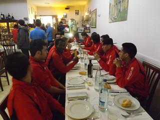 Pranzo a Castelraimondo