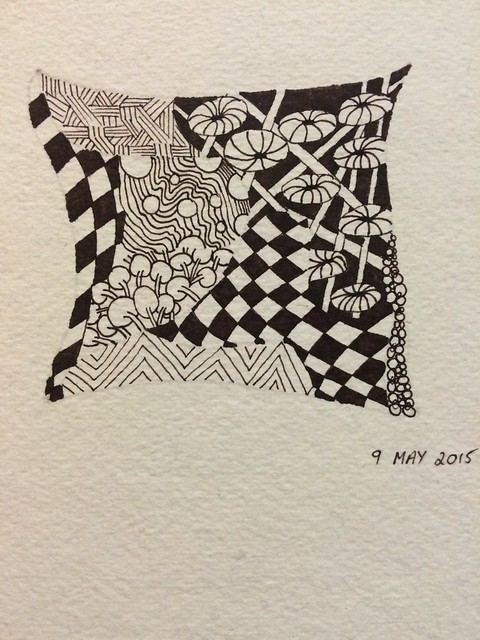 Zentangle Inspired Art 1