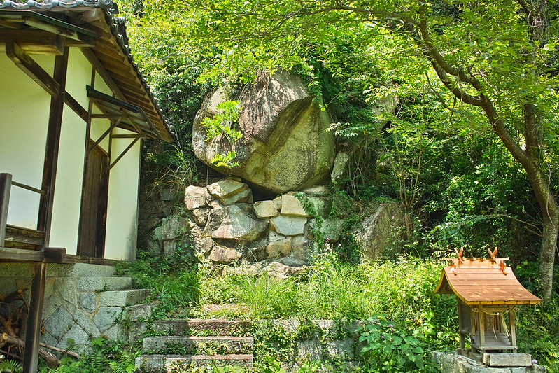 穴門山神社(倉敷市真備町)12
