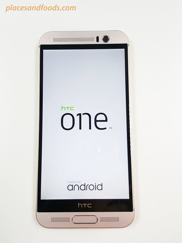 htc one m9+ white