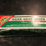 Filipino agar-agar bar