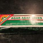 Filipino agar-agar bar