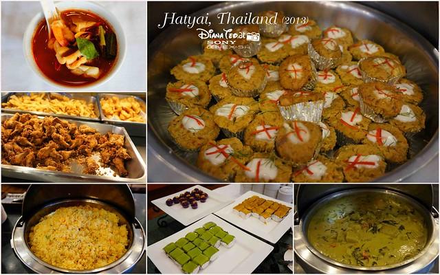 Hat Yai Day 4 - 05 Sky Buffet at Lee Gardens Plaza Hotel