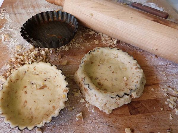 pâte aux noix