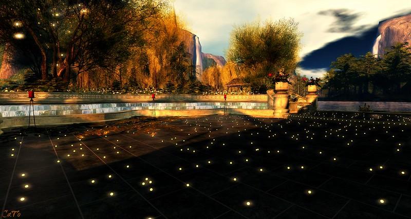 The Cyprian Garden - II