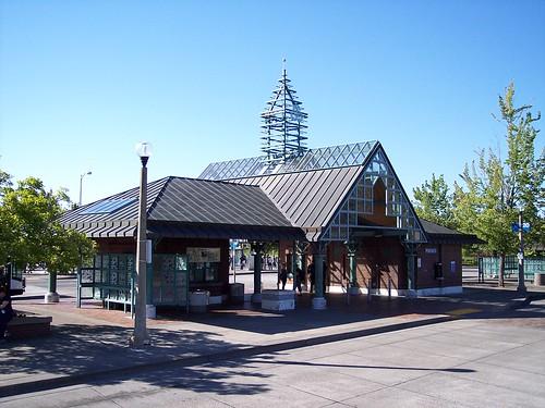 Beaverton Transit Center