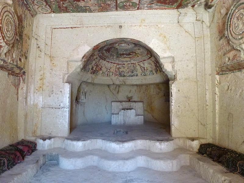 Turquie - jour 22 - Dernier jour en Cappadoce - 075 - Pancarlık Kilise