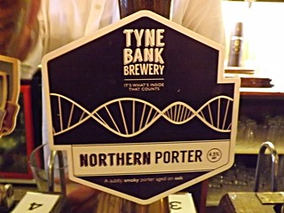 Tyne Bank, Northern Porter, England