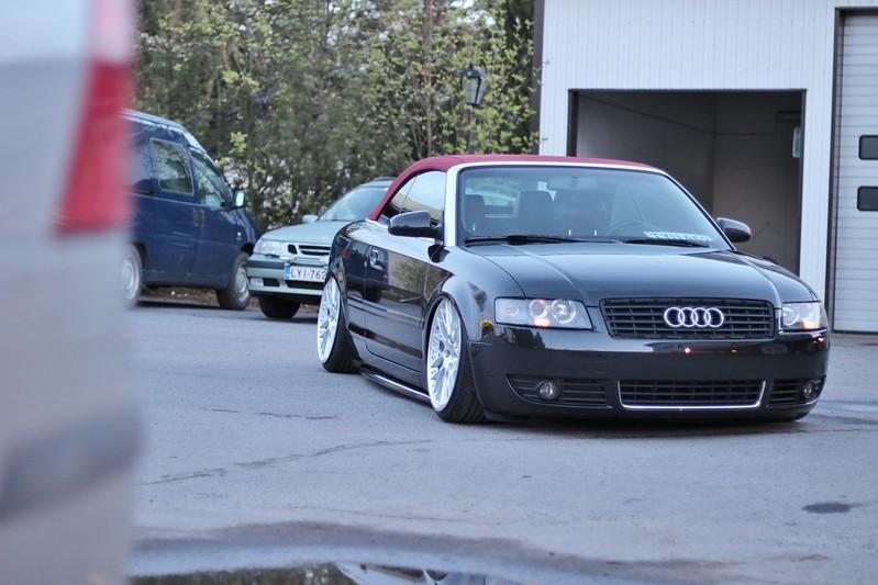 jusni: Audi A4 Bagged Bathtub - Sivu 4 17682990988_4bc13cbf16_c