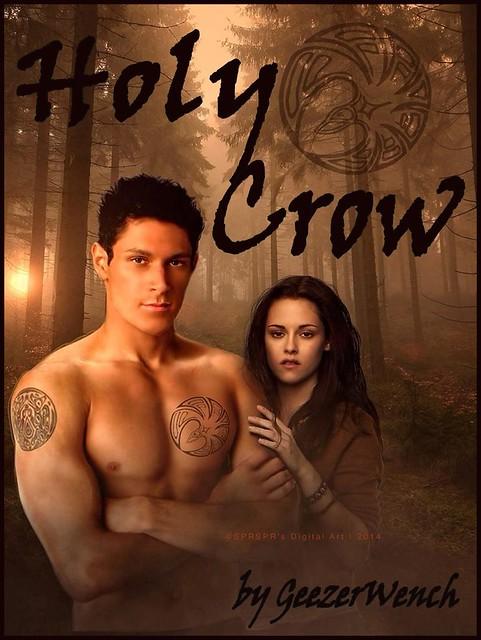 Holy Crow by GeezerWench