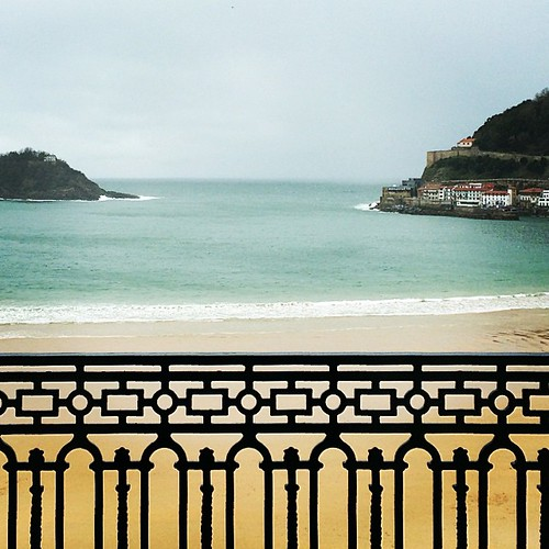 We are going to miss San Sebastián. Such an elegant, tasty and rainy bastion of the good life. #sansebastian