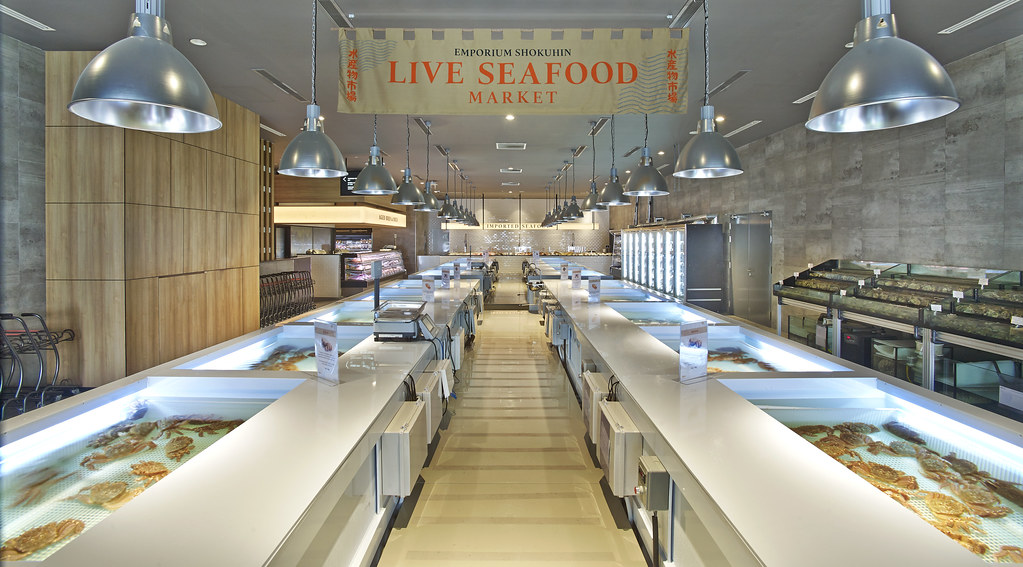 Emporium Shokuhin - Gourmet Grocer Live Seafood Market