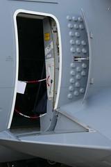 Heckluke: Airbus A400M