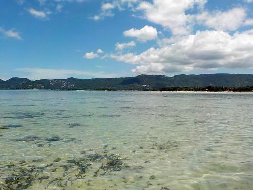 今日のサムイ島 7月15日 久しぶりにマトラン島