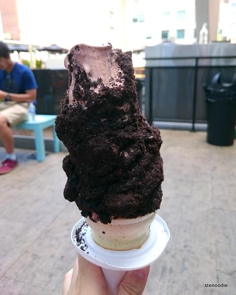 Sweet Jesus ice cream what it looks like