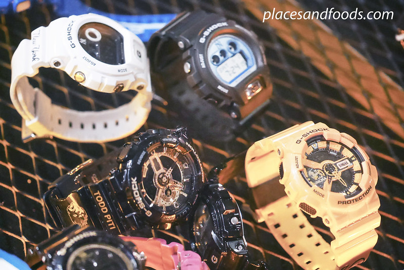 casio thailand gshock watches