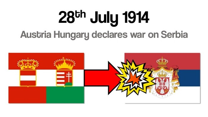 an essay on austrai hungarys war against serbia Austria-hungary could not have made another set of demands since they're demands were strong enough and tough enough austria probably made those demands in such high levels that they wished to go in war they probably did not think serbia would accept them austria was too angry to have.