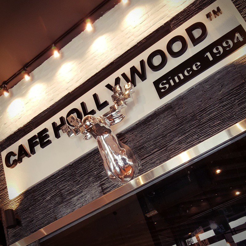 Cafe Hollywood Toronto Markham