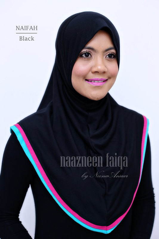 Naifah (Black)