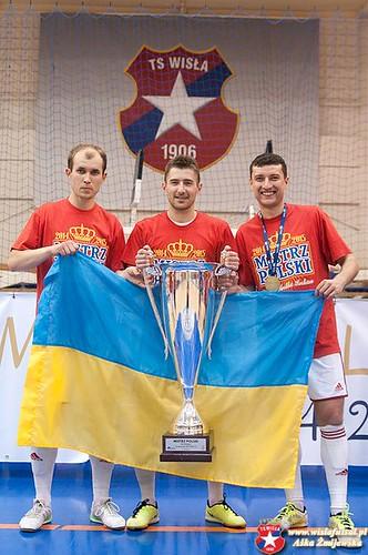 Рівнянин — чемпіон Польщі