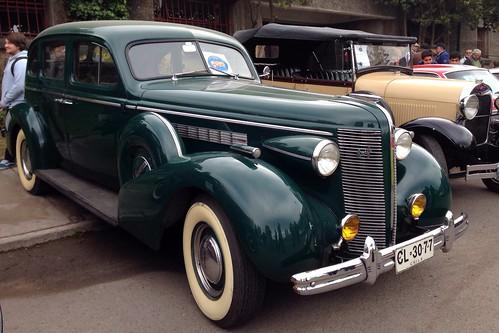 Buick V8 - Santiago, Chile