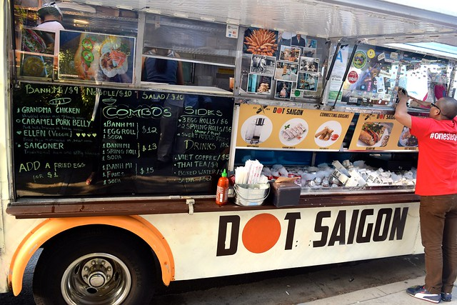 Dot Saigon Truck, Los Angeles