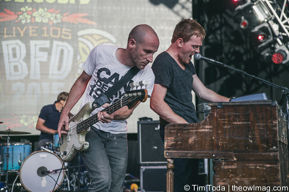 Cold War Kids @ Live BFD 105 Festival 6-6-15-4