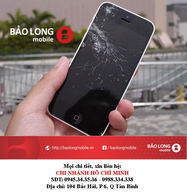 Những cửa hàng chính hãng cần đến khi có nhu cầu thay mặt kính iPhone 5 tại SG