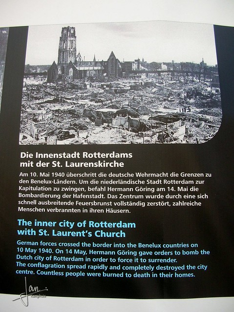 Berlin - Rotterdam 10 mei 1940