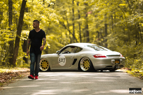 Porsche cayman rotiform ozt rotiform flickr