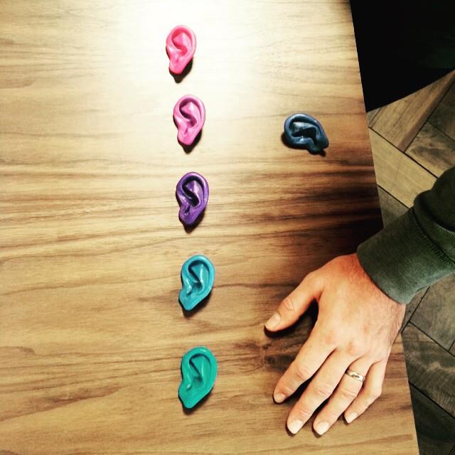 Lend an ear? #DolbyArt