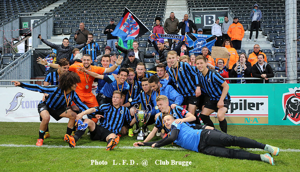 Eupen  Club Brugge Photo: Bekerfinale Beloften KAS Eupen - Club Brugge 825