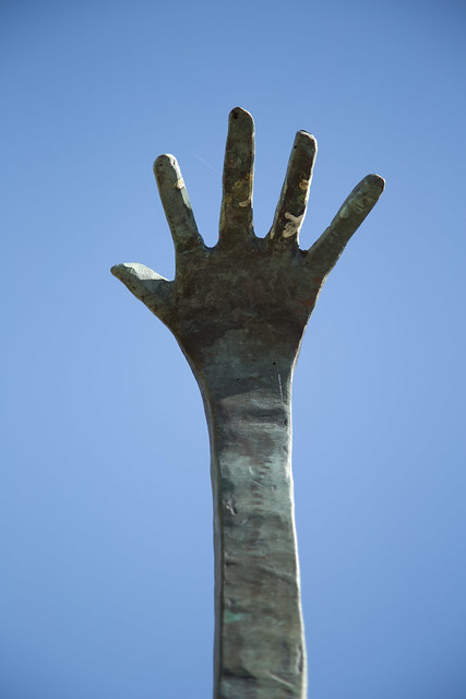 Garden - Dancing Hand