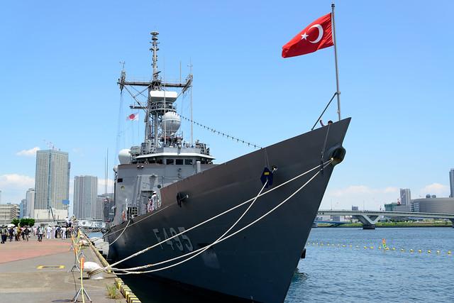 Türk Deniz Kuvvetleri TCG Gediz F945