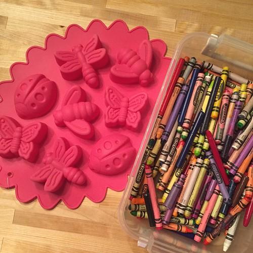 163:365 Weekend crafty plans.