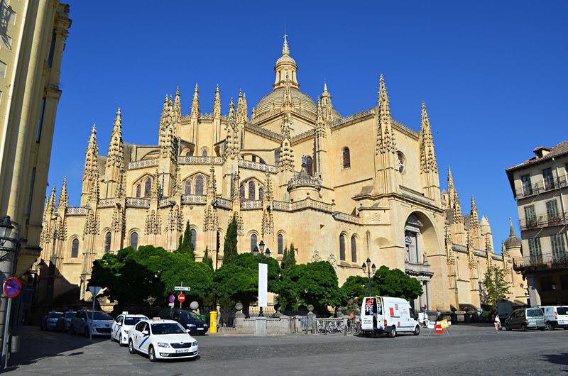 Gothic Cathedral, Segovia