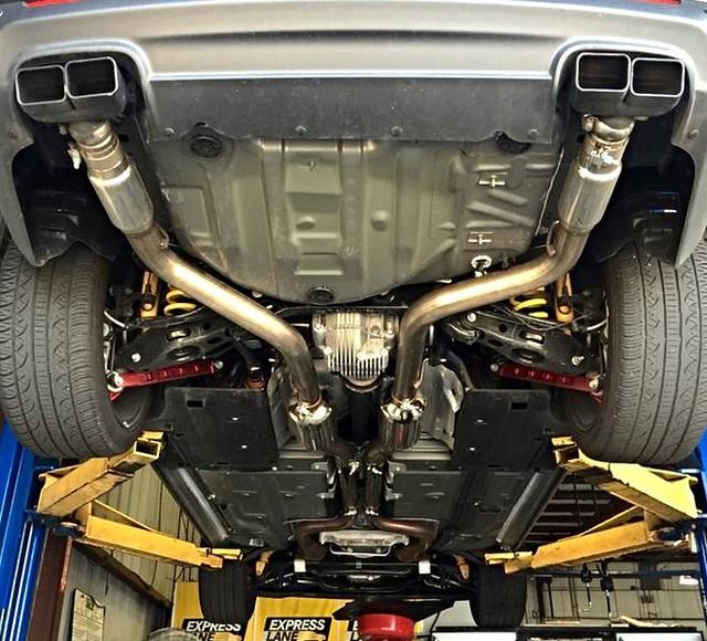 Zoomers Exhaust Catback 15 Challenger Srt Hellcat 6 2l