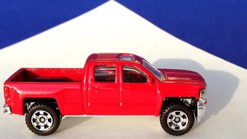 Matchbox - Chevrolet Silverado (2014)