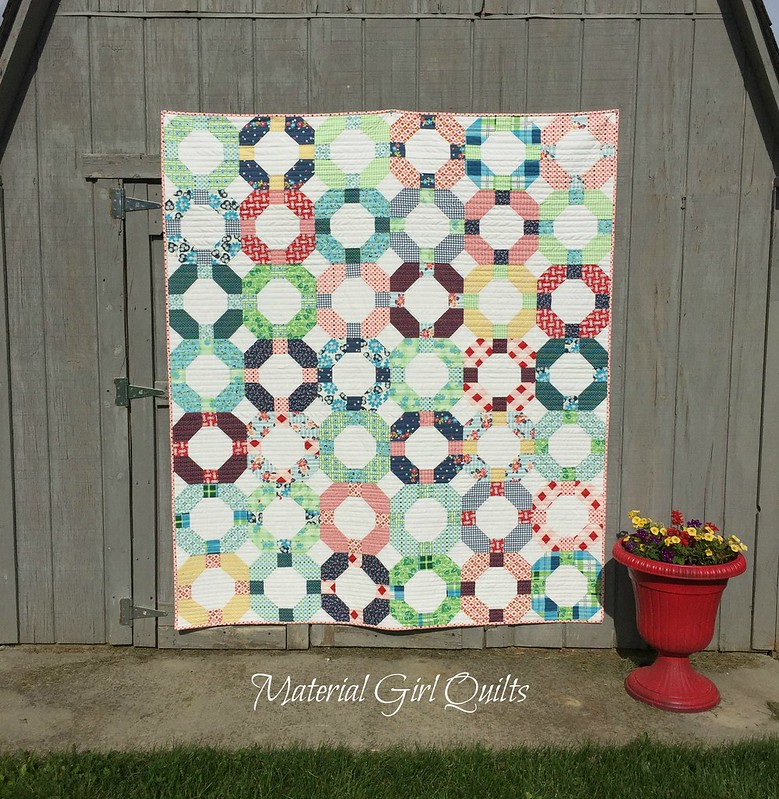 Picnic at the Fairgrounds quilt