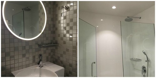 bathroom at Summer View Hotel Singapore